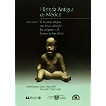 HISTORIA ANTIGUA DE MEXICO I