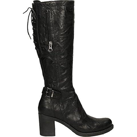 Nero Giardini - Zapatillas para deportes de exterior para mujer negro negro 35