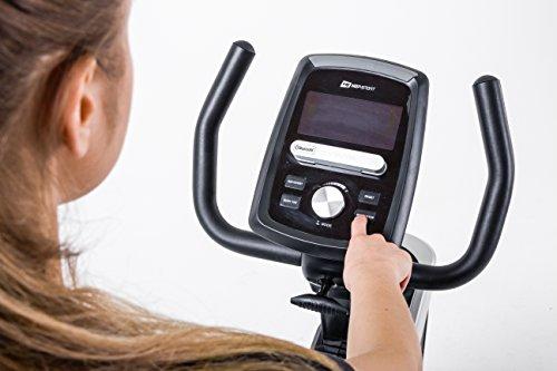 Hop-Sport Liegeheimtrainer HS-070L Sitzheimtrainer mit Computer Bluetooth Smartphone Seteuerung Pulsmessung - 8