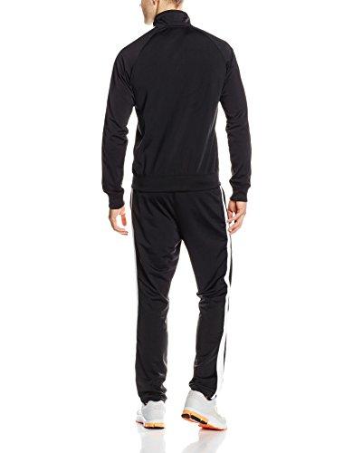 Nike Herren Pk Season Trainingsanzug Black/White