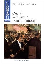 Quand la musique nourrit l'amour : Études biographiques du XIXe siècle