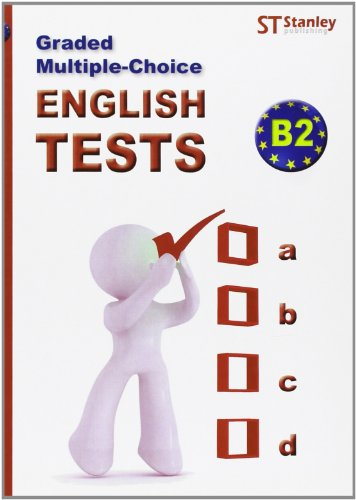 Graded multiple-choice: English tests-B2 por Glenn Darragh