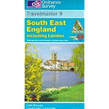 South East England 9. 1/250 000
