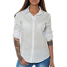 Suchergebnis auf Amazon.de für  weisse figurbetonte bluse - Daleus 0fad2a9efb