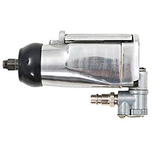 vidaXL Llave Impacto Neumática Mariposa Aluminio 3/8″ Atornilladora Trinquete
