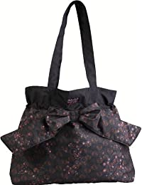 Clairefontaine Mademoiselle Deluxe Sac shopping avec Nœud Brownie