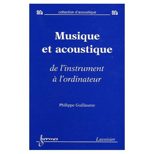 Musique et acoustique