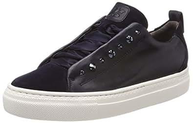Sz/Foulard, Sneaker Donna, Multicolore (Blau/Ocean 12), 37 EU Paul Green