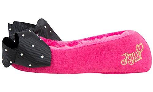 5d6559395528d Jojo Bows Slippers Signature Collection Bows Ballerina Ou Bootie  Slipper-Meilleur Cadeau de Noël Pour