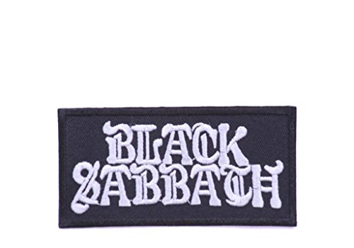 toppa black sabbath toppa rock toppa termodesiva toppa patch termoadesiva 9 x 4,5 cm