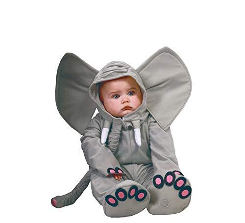 Guirca 81088 - Elefante Baby Talla 6-12 Meses