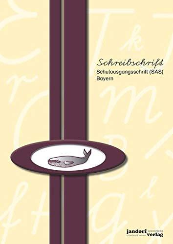 Schreibschrift (SAS) - Bayern
