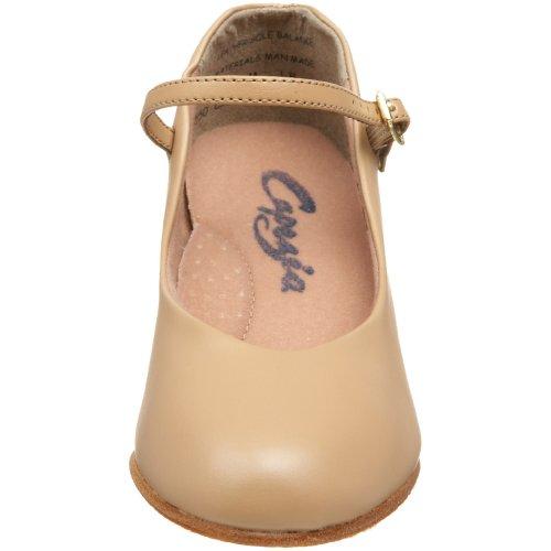 Capezio 550 Junior Footlight Charakterschuh - Verschiedenen Farben Caramel