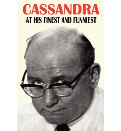 Cassandra at His Finest and Funniest (Paperback) - Common
