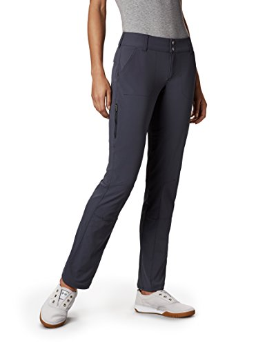 Columbia Damen, Saturday Trail, Wanderhose - Black Ink Bekleidung