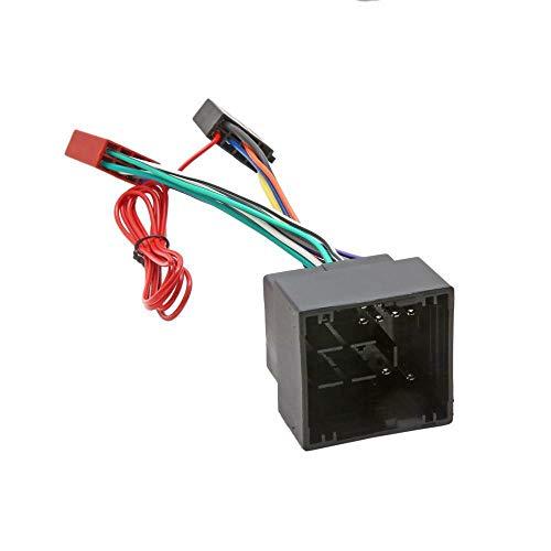 Inex Iso Stereo Anlage Kabelbaum Adapter Kabelbaum Kabel für Citroen Jumper Ix-Rh-Ct / PE-101 0EBD C56CA490-3EC2-4 Iso-stereo