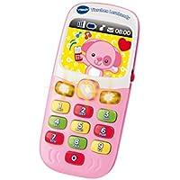 Vtech Baby 80-138154 - Tierchen Lernhandy, rosa preisvergleich bei kleinkindspielzeugpreise.eu