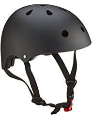 Casque de Skateboard enfant ABS protections de réglable Casques de Velo Cyclisme BMX roller pour Adolescent Adulte - XS S M L Multi Taille