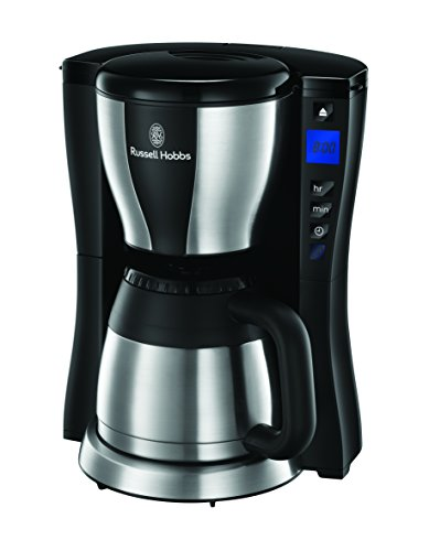 Russell Hobbs 23750-56 Cafetera, Temporizador Programable, 1 L