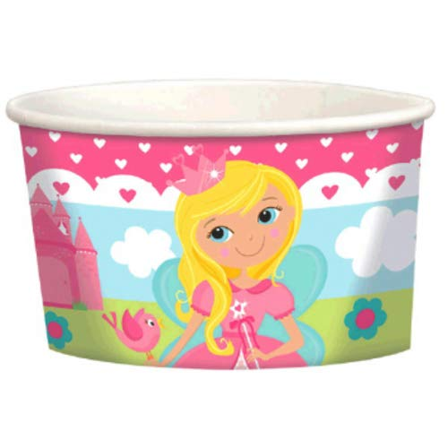 amscan 431623 Woodland Prinzessin Treat Cups