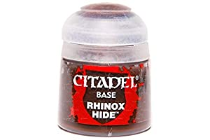 Games Workshop Warhammer Citadel Base Rhino Hide