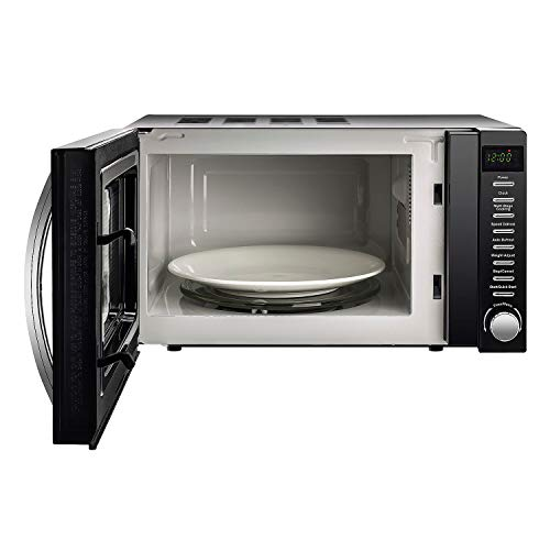 41T4eCGOSmL. SS500  - VYTRONIX VY-HMO800 Digital Microwave Oven 800W 20L 5 Power Levels Freestanding Solo Black