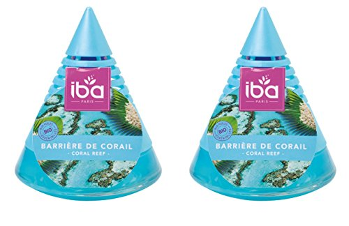 iba-desodorisant-meche-barriere-de-corail-lot-de-2