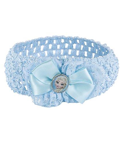 SIX Disney Frozen Haarband, Stirnband mit ELSA, Disney Kostüm, Prinzessin, Haarschmuck, Kids, Kinderschmuck, Karneval, Fasching - Frozen Baby Kostüm