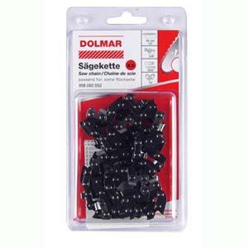 Preisvergleich Produktbild Dolmar 958099056 Sägekette Nr.13 / 38 cm / 56G / 1,5 mm / für PS460+PS52