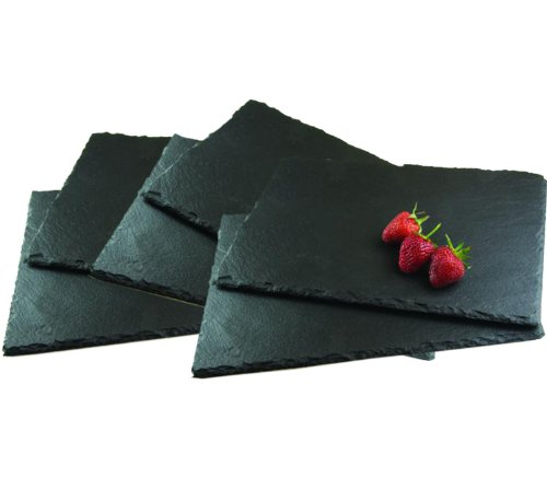 set-of-6-rectangle-natural-slate-placemats-cheeseboard-dinner-table-place-mat