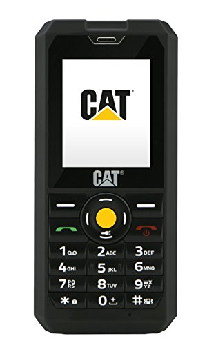 2 Display Handy (Cat phones B30 Single-SIM Handy (5,1 cm (2 Zoll) Display, 1GB interner Speicher, 1000 mAh Akku) schwarz)