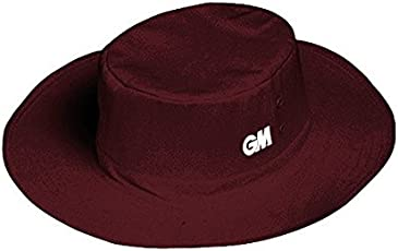 GM Panama Cricket Hat Medium (Maroon)