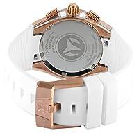 TechnoMarine TM-115032 - Reloj de pulsera Mujer, Silicona, color Blanco de Technomarine
