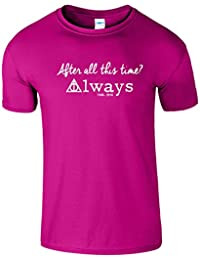 After All This Time Mens Kids neue - T-Shirt Harry Potter-Spitze T