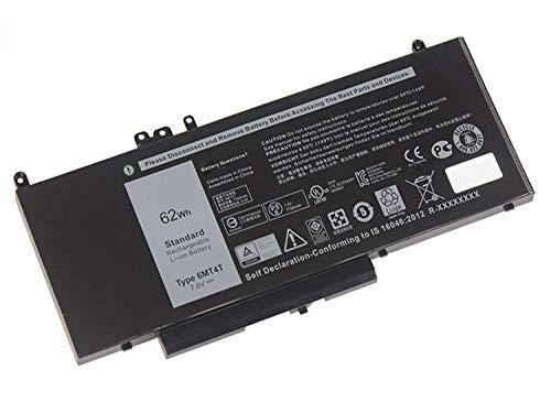 6MT4T Laptop-Akkus für Dell Latitude E5450 E5470 E5550 E5570 7V69Y TXF9M 79VRK 07V69Y 6MT4T(7.6V 62Wh)