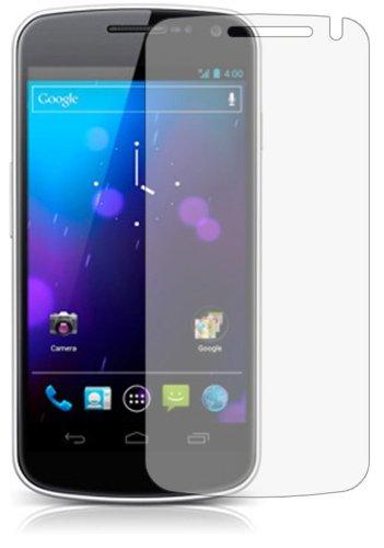Foto Membrane 3 x Pellicola Protettiva compatibile con Samsung GT-i9250 Galaxy Nexus Prime/Google Nexus 3 III - Crystal Clear (Invisible), Antigraffio Protezione Schermo, Confezione Originale ed accessori