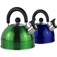 Yellowstone Outdoor Whistling Kettle 8