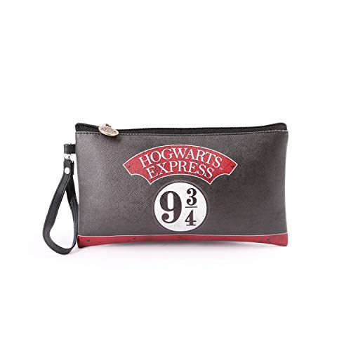 41T4mP ygrL - Karactermania Harry Potter Express-Monedero Post Monedero, 14 cm, Negro