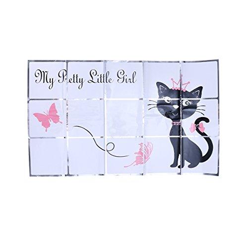 UPKOCH Küche Backsplash Tapete Anti Öl Entfernbare Wand Poster für Küche Schlafzimmer Wohnzimmer (Backsplash-tapeten Küche)