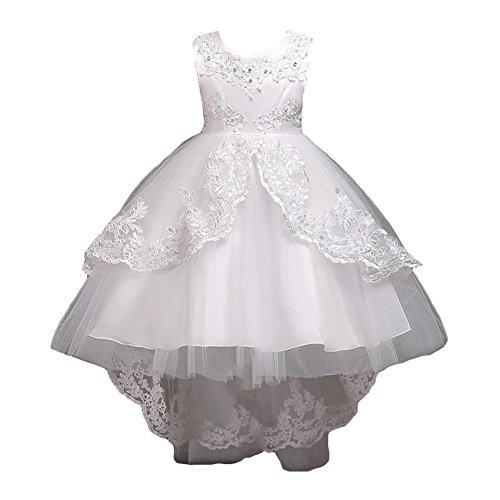 Mädchen Kleider Hochzeit Blumenmädchen Kleid Kinder Festkleid Brautjungfer Prinzessin Partykleid...
