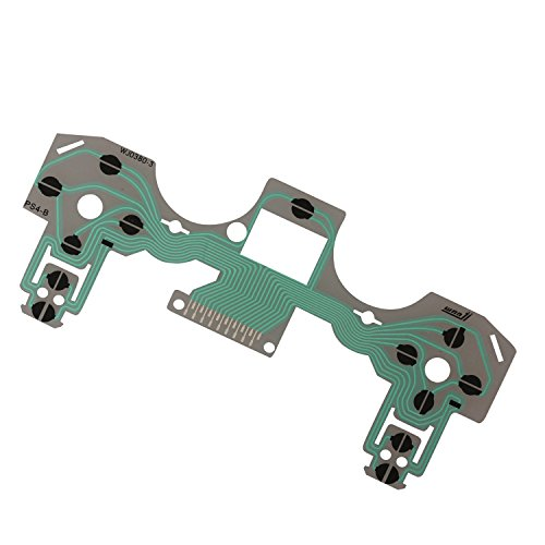 Ersatz Platine (Timorn PS4 Folie, Ersatz Flexband Leiterplatte für PS4 Playstation 4 Controller Leitfähige Folie (1 STÜCK))