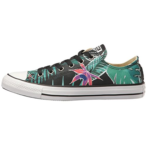 Converse Mens Chuck Taylor All Stars Tropical Print OX Low Top Canvas Trainers
