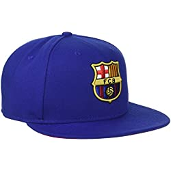 Nike FCB U NK True Core Gorro, Unisex Adulto, Azul (Royal Intenso/Noble), Talla Única