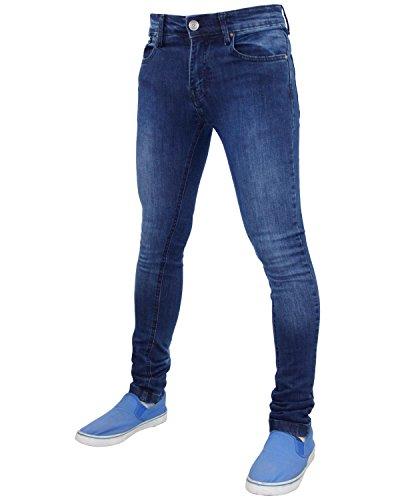 mens-true-face-super-skinny-slim-fit-stretchable-jeans-denim-cotton-trousers-34wx34-tf021-dark-mid-w