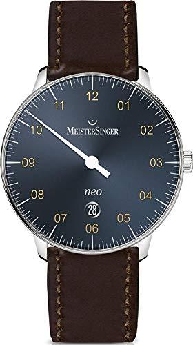 MeisterSinger NEO Plus NE417G Single Hand Automatic Watch