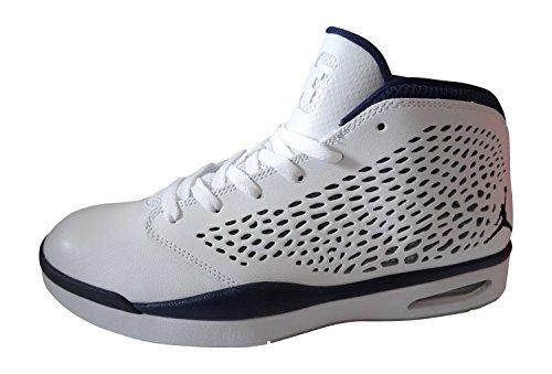 NikeJordan Flight 2015 - Scarpe da Basket Uomo white midnight navy wolf grey 107