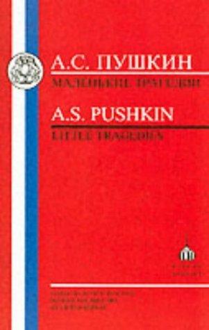 Portada del libro Pushkin: Little Tragedies (Russian texts) by Aleksandr Sergeevich Pushkin (2013-04-01)