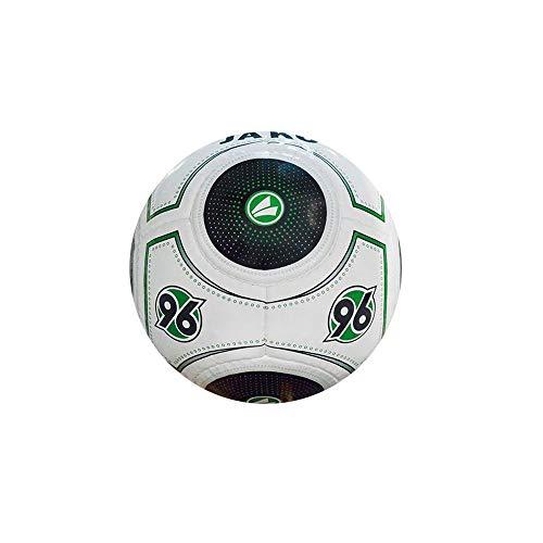 Jako Ball Hannover 96 Saison 2015/2016 - weiss/schwarz , Größe #:1