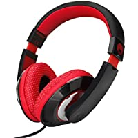 RockPapa OV780 DJ Cuffie Auricolari, Regolabile, Over-Ear Headphones per SmartPhones,