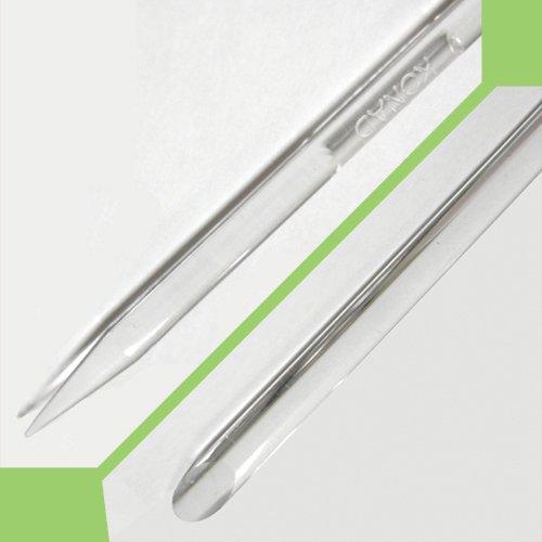 Bâtonnet acrylique court applicateur strass Konad